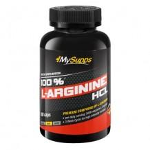 100% L-Arginine HCL - 180 Caps