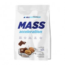 Mass Acceleration 1000g