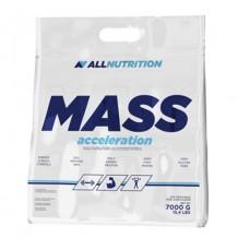 Mass Acceleration 7000g